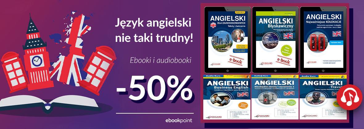 Promocja na ebooki Język angielski nie taki trudny! [-50%]